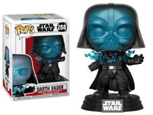 Darth Vader (Electrocuted) - Star Wars Return of the Jedi Funko Pop