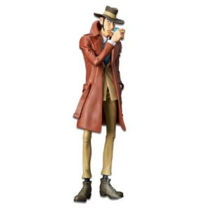 Inspetor Zenigata - Master Star Piece Lupin The Third Part 5 Banpresto