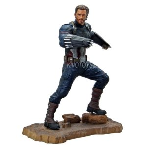 Captain America - Marvel Gallery Avengers 3 PVC Statue Diamond Select