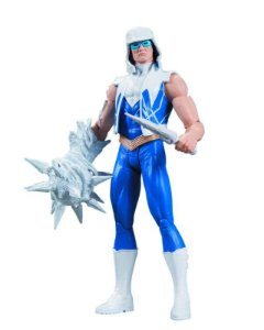 Captain Cold - The New 52 Super Villains Dc Collectibles