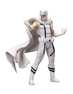 Magneto (White Costume) - Marvel Now PX ArtFX+ Statue Kotobukiya