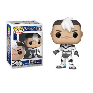 Shiro - Voltron Legenday Defender Funko Pop Animation