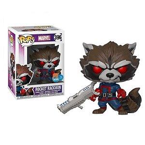 Rocket Raccoon - Guardians of the Galaxy Comic Classic Funko Pop