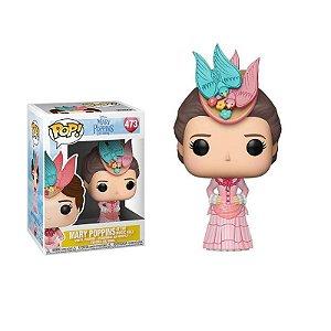 Mary Poppins (Pink Dress) - Mary Poppins Returns Funko Pop