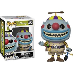 Clown - Disney Nightmare Before Christmas Funko Pop