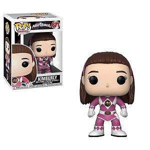 Kimberly - Pink Ranger Power Rangers Funko Pop Television