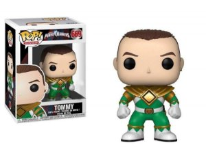 Tommy - Green Ranger Power Rangers Funko Pop Television