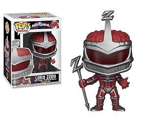 Lord Zedd - Power Rangers Funko Pop Television