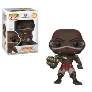 Doomfist - Overwatch Funko Pop Games