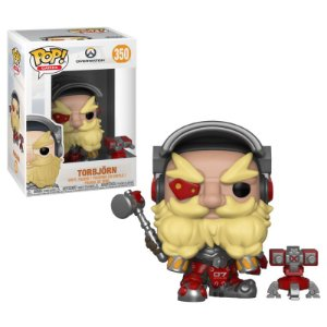 Torbjorn - Overwatch Funko Pop Games
