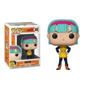 Bulma - Dragon Ball Z Funko Pop Animation