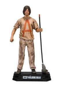 Savior Prisoner Daryl - The Walking Dead McFarlane Toys