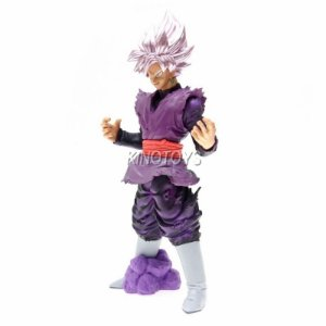 Goku Black Rose - Super Saiyajin Dragon Ball Super Banpresto