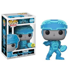 Tron - Disney Funko Pop Movies
