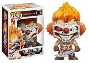 Sweet Tooth - Twisted Metal Funko Pop Games