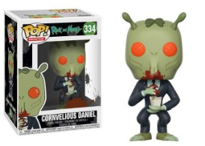 Cornvelious Daniel - Rick and Morty Funko Pop Animation