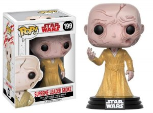 Supreme Leader Snoke - Star Wars Last Jedi Funko Pop