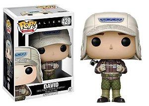 David - Alien Covenant Funko Pop Movies