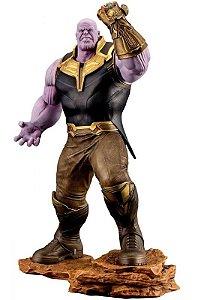 Thanos Guerra Infinita Infinity War ArtFX+ Statue
