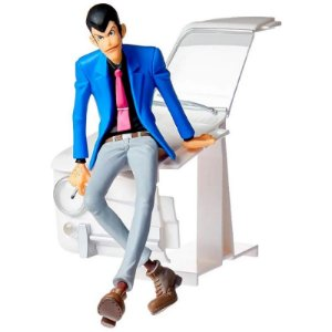 Lupin A - Creator X Creator Lupin The Third Banpresto