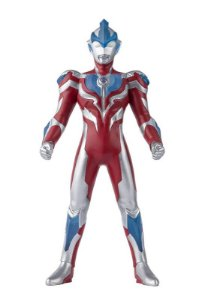 Ultraman Ginga - Sofvi Spirits Tamashii Nations Bandai