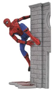 Homem Aranha - Spider-Man Homecoming  Marvel Gallery Statue Diamond Select Toys