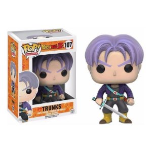 Trunks - Dragonball Z Funko Pop Animation