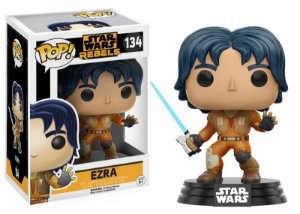 Ezra - Star Wars Rebels Funko Pop