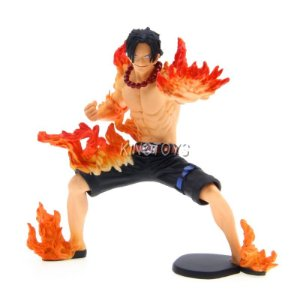 Portgas D. Ace - One Piece Abiliators Banpresto