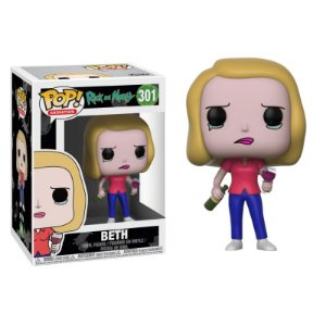 Beth - Rick And Morty Funko Pop Animation