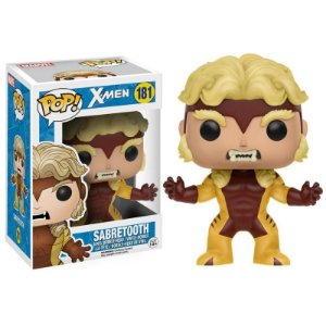 Sabretooth X-Men Funko Pop
