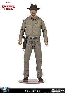 Chief Hopper - Stranger Things McFarlane Toys