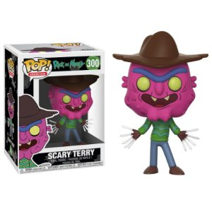 Scary Terry - Rick and Morty Funko Pop Animation