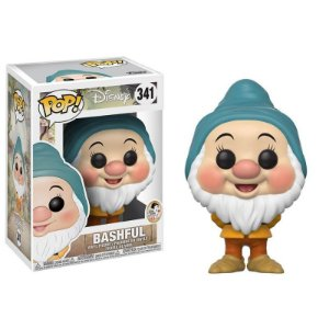 Dengoso (Bashful) Branca de Neve Snow White Disney Funko Pop