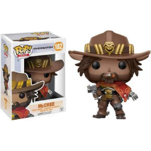 McCree - Overwatch Funko Pop Games