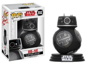 BB-9E - Star Wars Os Últimos Jedi Funko Pop