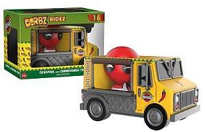 Deadpool - Chimichanga Truck Marvel Funko Dorbz Ridez