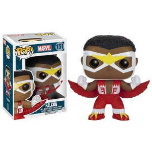 Falcon - Falcão Funko Pop Marvel