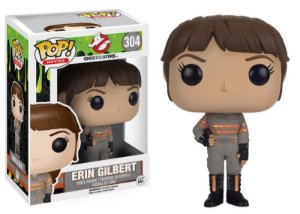 Erin Gilbert - Ghostbusters Funko Pop Movies