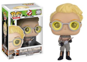 Jillian Holtzmann - Ghostbusters Funko Pop Movies