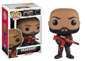 Deadshot Suicide Squad Esquadrão Suicida Funko Pop Heroes