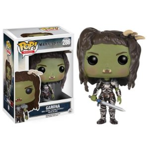 Garona - Warcraft Funko Pop Movies