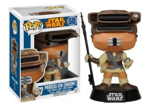 Princesa Leia (Boushh) - Star Wars Funko Pop