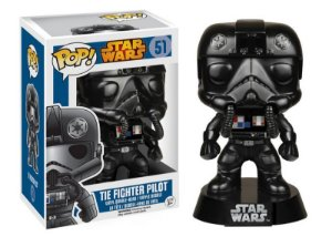 Tie Fighter Pilot - Star Wars Funko Pop