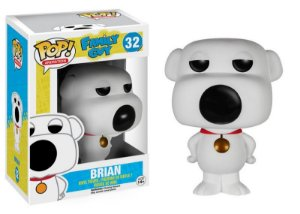 Brian - Family Guy Funko Pop Animation