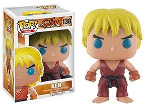 Ken - Street Fighter Funko Pop Games