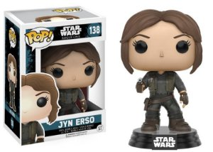 Jyn Erso - Star Wars Rogue One Funko Pop