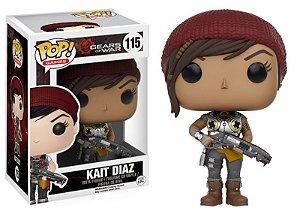 Kait Diaz - Gears of War Funko Pop Games