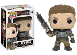 JD Fenix - Gears of War Funko Pop Games