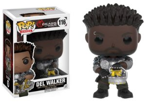 Del Walker - Gears of War Funko Pop Games